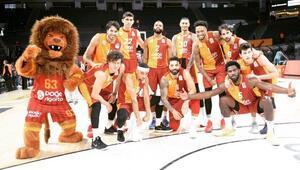 Galatasaray Doğa Sigorta: 93 - Türk Telekom: 71