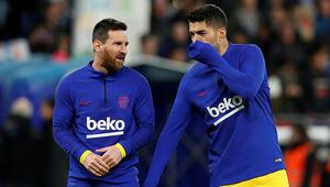 Barcelonada Luis Suarez ameliyat edilecek