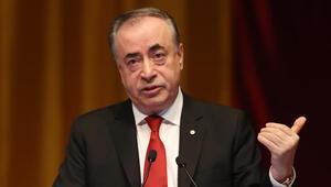 Galatasaray Başkanı Mustafa Cengiz: Oyun oynanırken kural değişmesine karşıyız