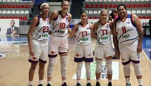 Büyükşehir Belediyesi Adana Basketbol 88-62 Samsun Canik Belediyespor