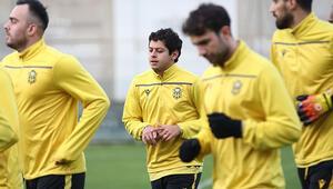 Beşiktaş ile görüşen Guilherme, Yeni Malatyaspor ile idmanda | Transfer Haberleri