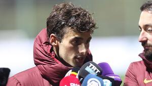 Galatasarayın yeni transferi Saracchi: Muslera ve Bruma ile konuştum