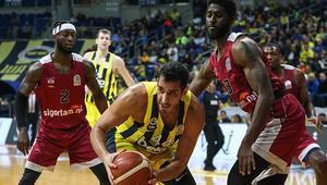Fenerbahçe Beko 94-83 Sigortam.net İTÜ Basket
