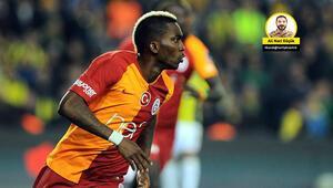 Galatasarayda Henry Onyekuru tüm planları bozdu