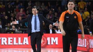 Ergin Ataman: Maçı kazandırmak için kendimi atttırdım