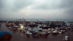 Kilyos'ta kaybolan balıkçıları arama çalışmaları yeniden başladı