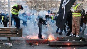 Fransız polisine plastik mermi soruşturması