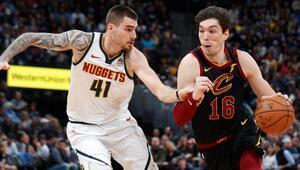 Cavaliers, Cedinin double double yaptığı maçtan galip ayrıldı | NBAde gecenin sonuçları