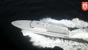 Yeni SAT botu, Deniz Kuvvetlerine teslim edildi