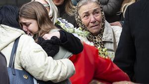 CHP Genel Başkanı Kılıçdaroğlu cenaze törenine katıldı
