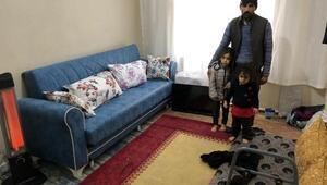 Başkan Beyoğludan ihtiyaç sahibi aileye destek
