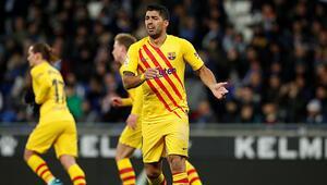 Barcelonada Luis Suarez şoku 4 ay yok...