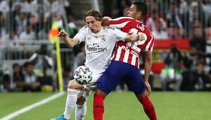 Son Dakika |  İspanya Süper Kupasında şampiyon Real Madrid