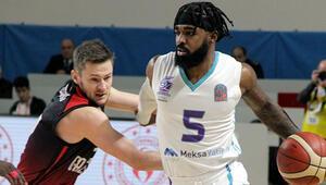 Meksa Yatırım Afyon Belediyespor 92-95 Gaziantep Basketbol