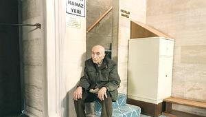 Abdullah Amca taburesini istiyor: Kendimi zor taşıyorum