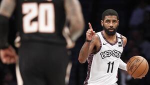 NBAde gecenin sonuçları | Kyrie Irving 2 ay sonra parkeye döndü, Nets kazandı