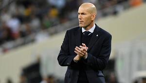 Zinedine Zidane varsa kupa da var