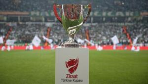 Ziraat Türkiye Kupasında son 16 turu yarın başlıyor