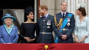 İngiliz Kraliyet Ailesi Prens Harry krizine çözüm için zirvede bir araya gelecek