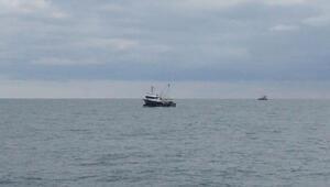 Kayıp balıkçılar için 30 balıkçı teknesi aramalara katıldı