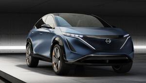 Nissan, yüzde 100 elektrikli Ariya Concepti tanıttı