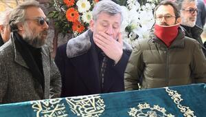 Metin Şentürkün acı günü...Dostları yalnız bırakmadı