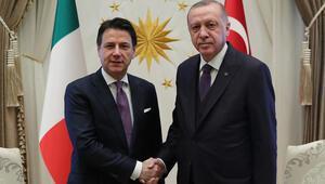 Cumhurbaşkanı Erdoğandan Külliyede kritik zirve