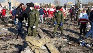 Ruhani hükümetinden Ukrayna uçağının füzeyle vurulduğu bizden saklandı açıklaması