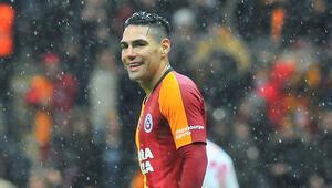 Barcelona için Radamel Falcao önerisi Son dakika Galatasaray transfer haberleri