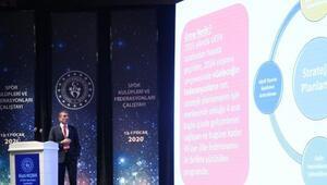 TFF'den UEFA Grow sunumu