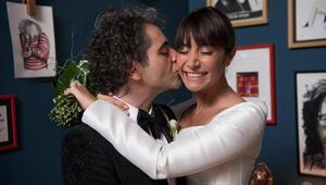 Sıla ve Hazer Amani evlendi Nikahtan ilk fotoğraflar geldi