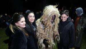 Trabzonda ilginç görüntüler Kalandar'ı böyle kutladılar