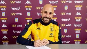 Son dakika transfer haberleri | Aston Villa, kaleci Reinayı kiraladı