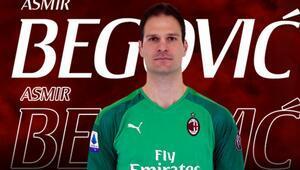 Son dakika transfer haberleri | Milan, Asmir Begovici transfer etti