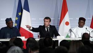 Fransa Sahel bölgesine ilave 220 asker gönderecek