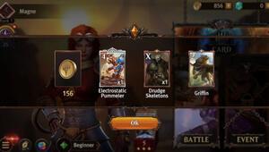 Magic: ManaStrike, 3D grafikleriyle dikkat çekiyor