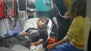 Yüksekovada sobadan zehirlenen 4 kardeş hastaneye kaldırıldı