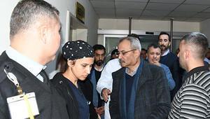 Son dakika... Tarsus Devlet Hastanesinde onarım sırasında patlama: Yaralılar var