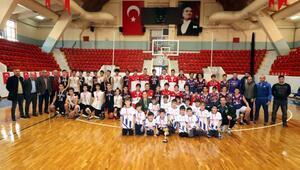Okullar arası spor müsabakaları tamamlandı