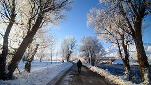 Türkiyenin kış cenneti Dünya basınında manşet oldu...