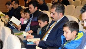 Nurdağı'nda 'ben okuyorum,Gaziantep okuyor'etkinliği