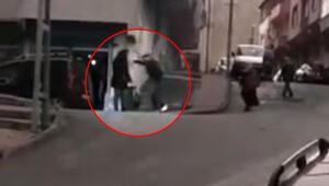 Kadını sokak ortasında sopayla dövmüştü Yeni gelişme