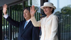 Japonya İmparatoru ve eşi bir ilki gerçekleştirecek