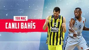 Fenerbahçe Beko, Ataşehirde ASVELi ağırlıyor 10 sayı farkla biterse iddaada...