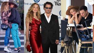 Ne Johnny Depp ne Elon Musk: Yeni aşka yelken açtı