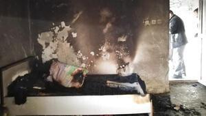 Elektrikli battaniye ile uykuya daldı İnanılmaz ölüm
