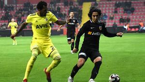 Kayserispor 0-0 Fenerbahçe  | Maçın özeti