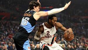 NBAde gecenin sonuçları | Cedi Osmandan Clippers potasına 21 sayı