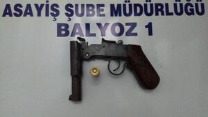 Malatyada aranan 7 şüpheli yakalandı