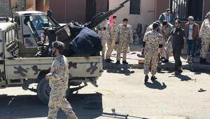 Libya'daki UMH birlikleri, Hafter güçlerinin saldırı ihtimaline karşı teyakkuzda bekliyor